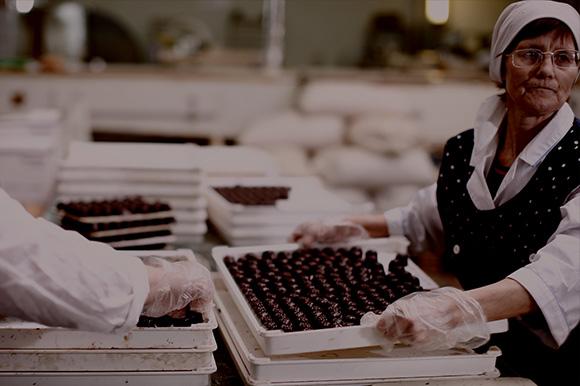 Сайт для крупного саратовского производителя конфет