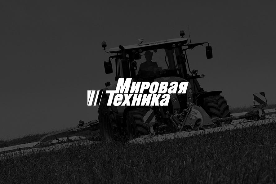 Создание корпоративного сайта для дилера сельхозтехники